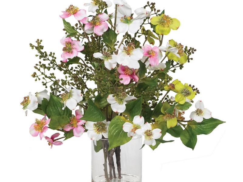 Fake Floral Arrangements