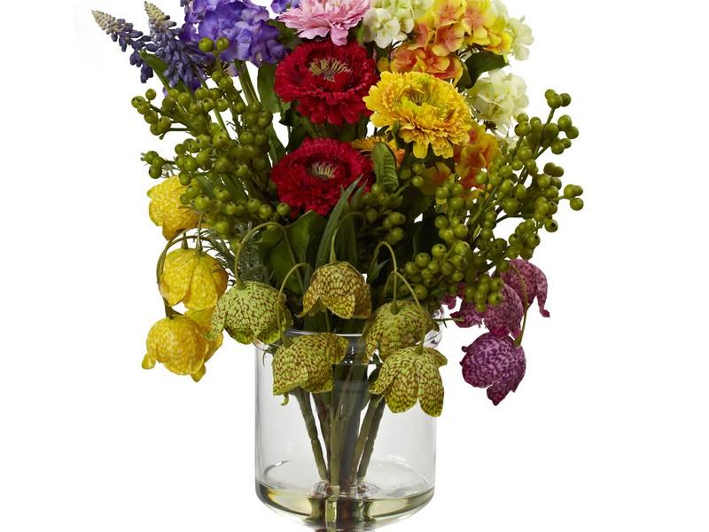 Fake Flower Arrangements That Look Real