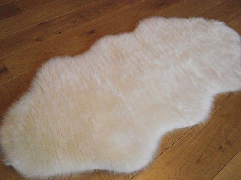 Fake Fur Rugs