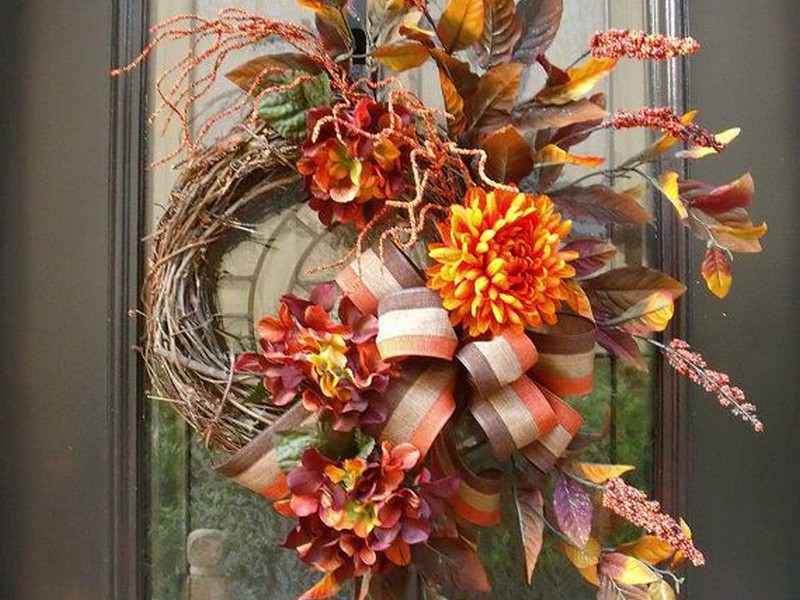 Fall Harvest Decor