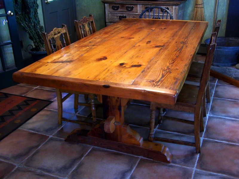 Farm Table Legs