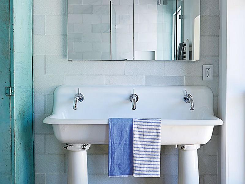 Farmhouse Bathroom Sink Faucet