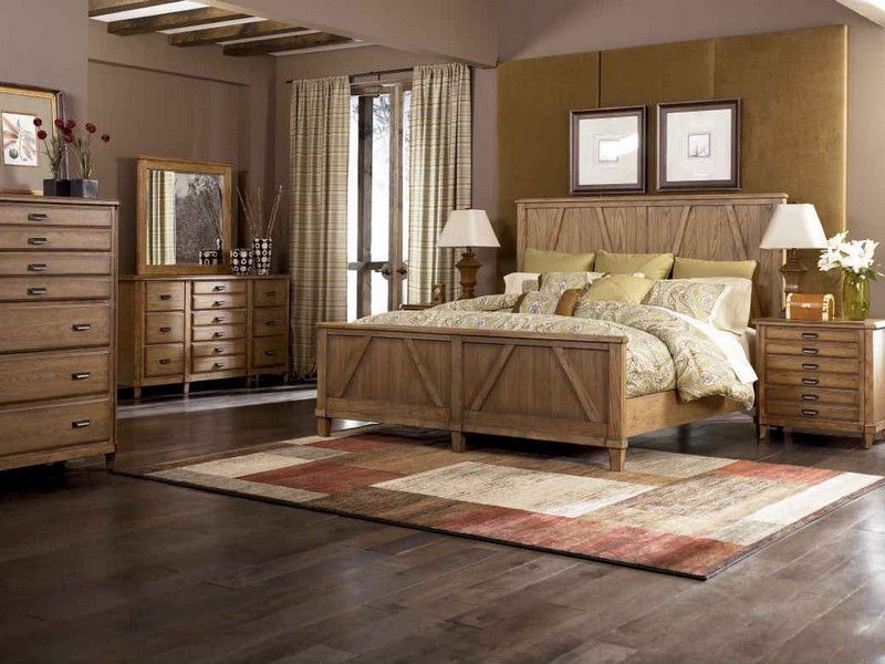 Farmhouse Bedroom Furniture Sets