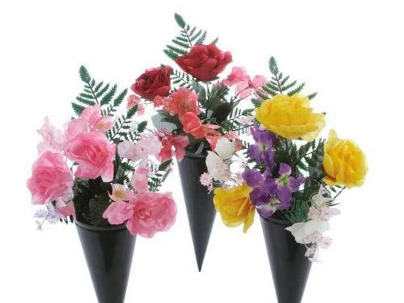 Faux Flower Arrangements Cheap
