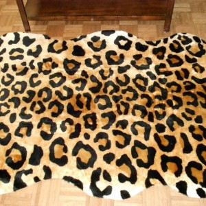 Faux Fur Animal Rug