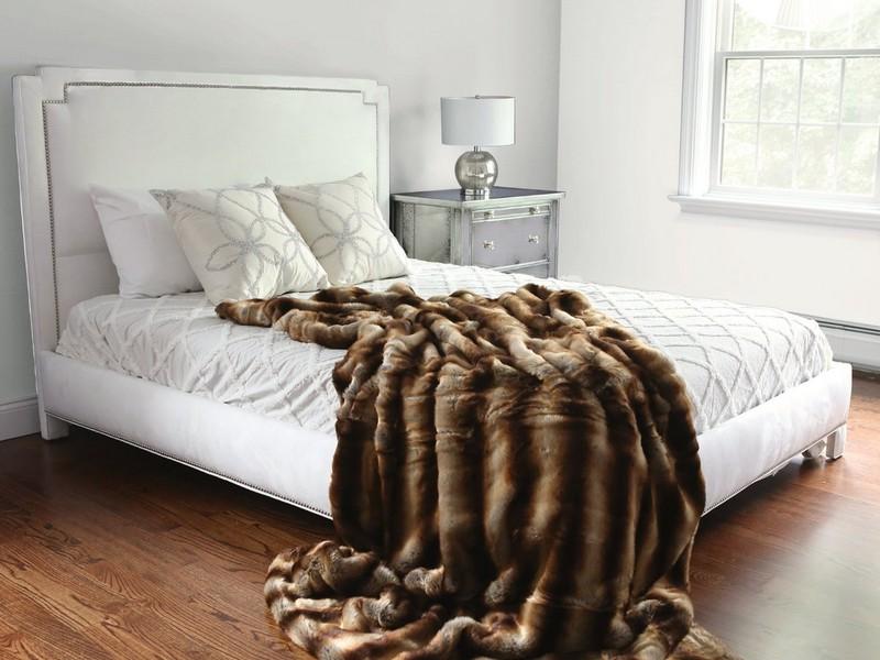 Faux Fur Duvet Cover Canada