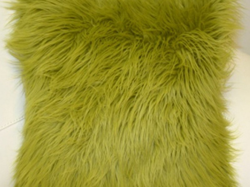 Faux Fur Pillow Covers