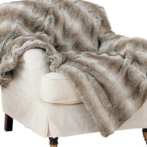 Faux Fur Throws For Sofas
