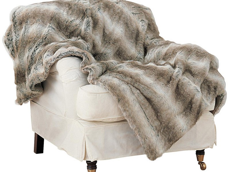 Faux Fur Throws For Sofas
