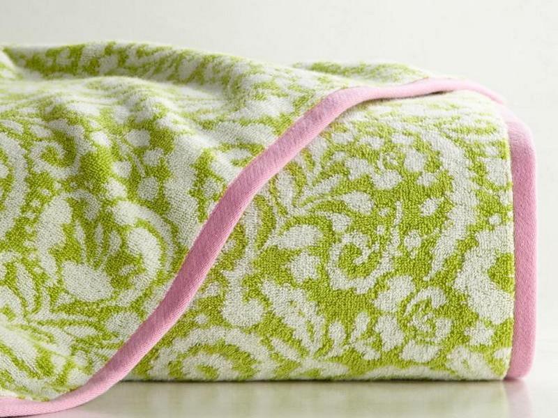 Fieldcrest Luxury Towels Papyrus Green