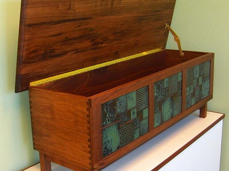 Filing Cabinet Bench