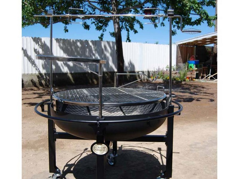 Fire Pit On Wheels Canada