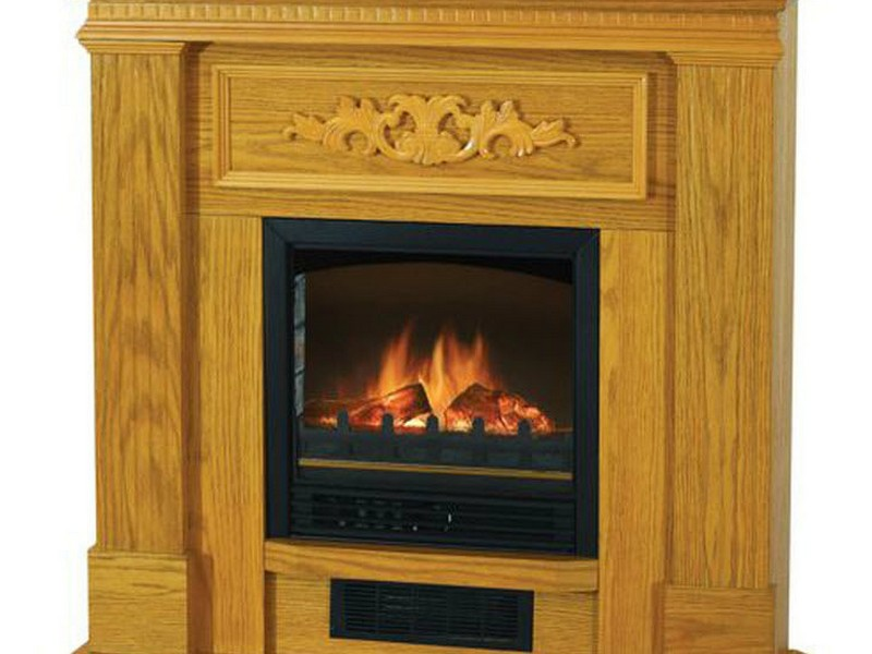 Fireplace Heater Tv Stand