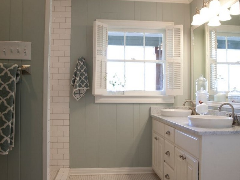 Fixer Upper Hgtv Bathrooms