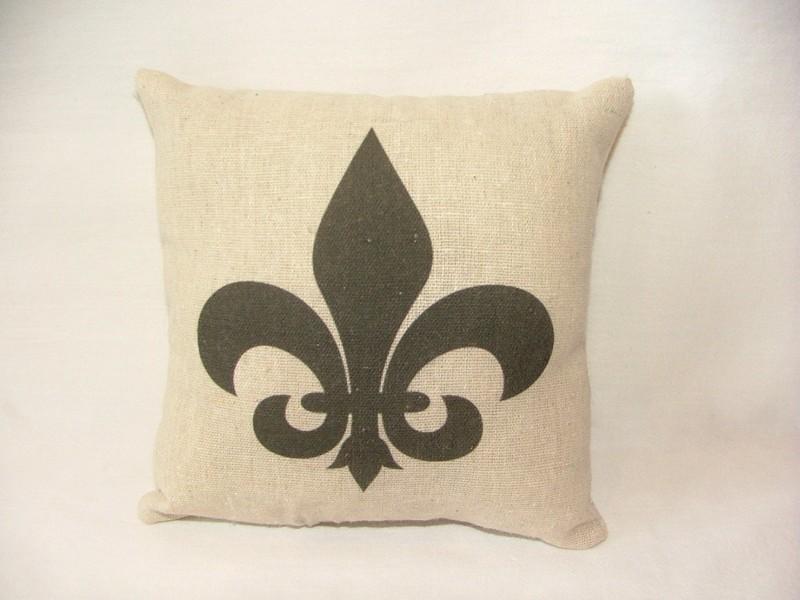 Fleur De Lis Pillows