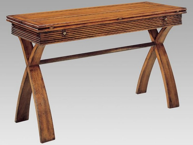 Flip Top Sofa Table Traditional