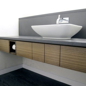 Floating Bathroom Vanity With Drawers