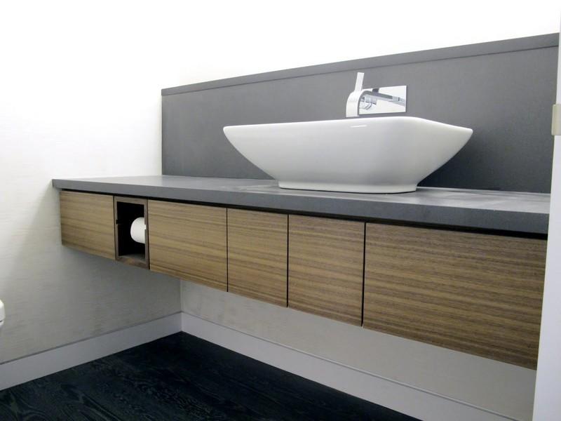 Floating Bathroom Vanity With Drawers