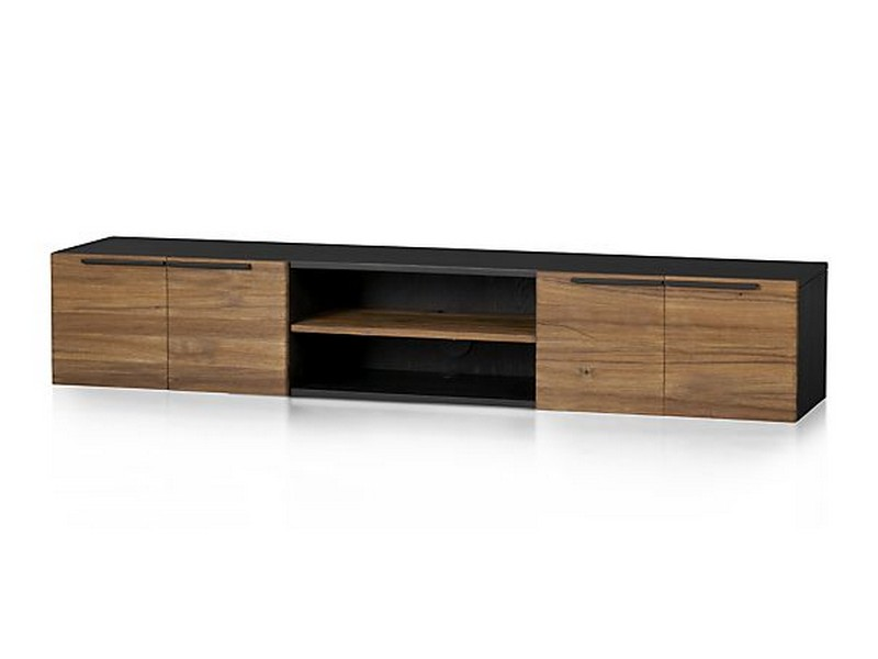 Floating Media Console