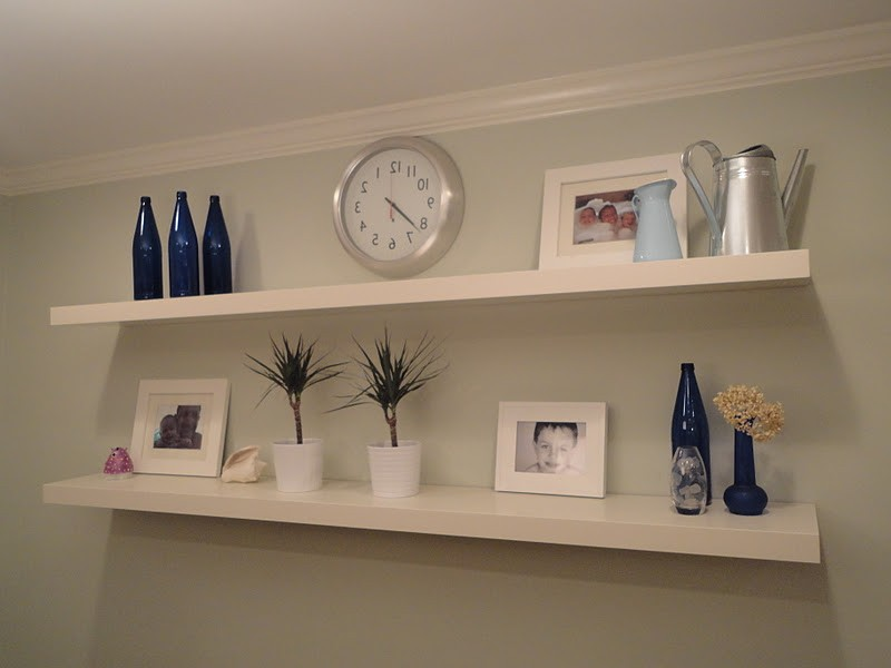Floating Shelf Ikea