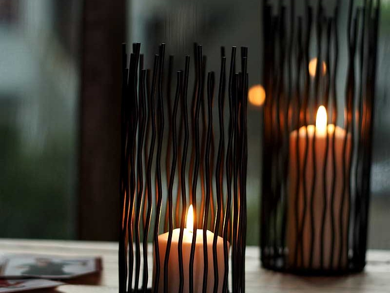 Floor Candle Stands For Weddings
