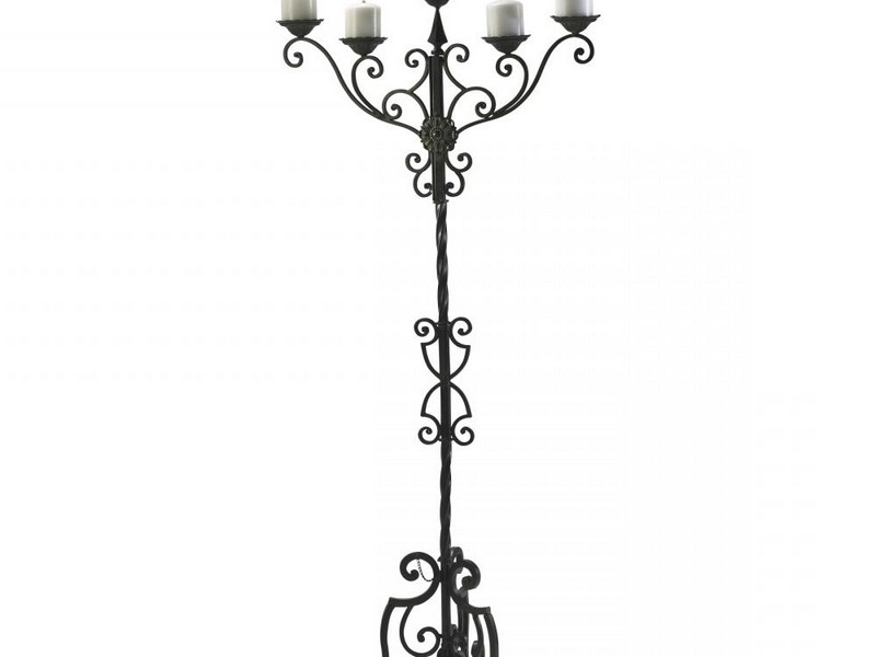 Floor Candle Stands Metal