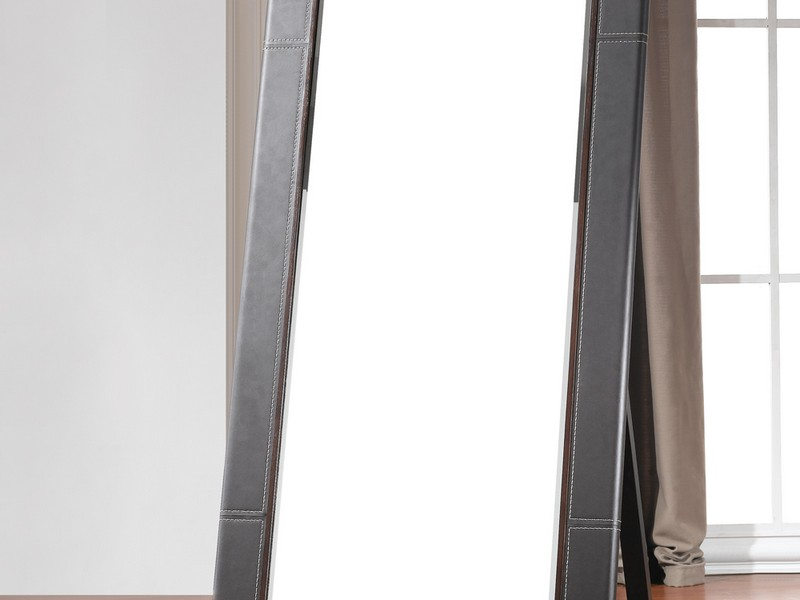 Floor Mirror With Stand