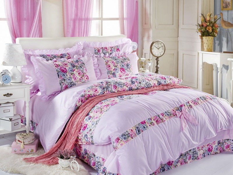 Floral Sheet Sets King