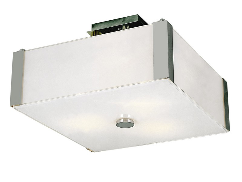 Flush Mount Track Lighting Fixture