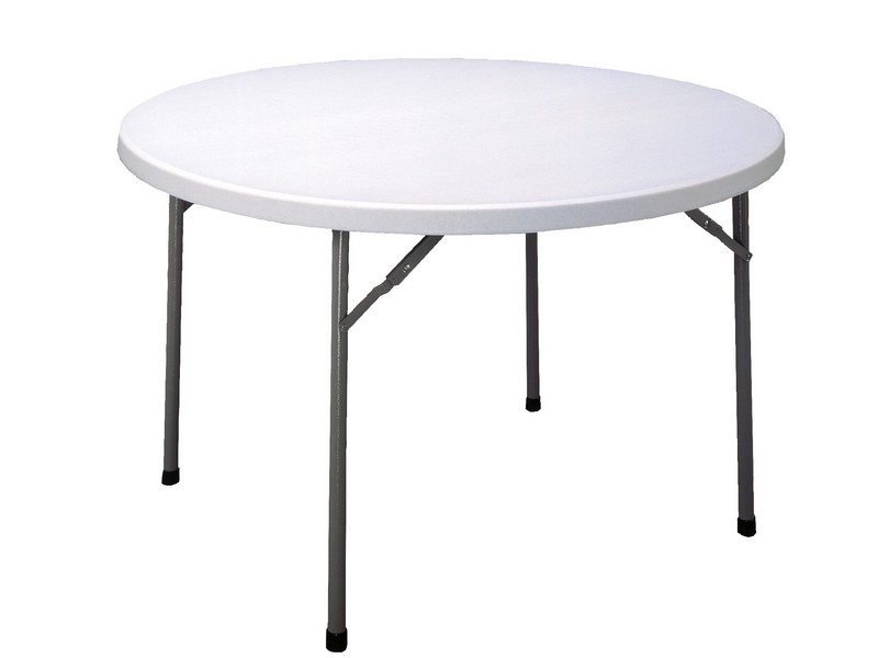 Foldable Round Table