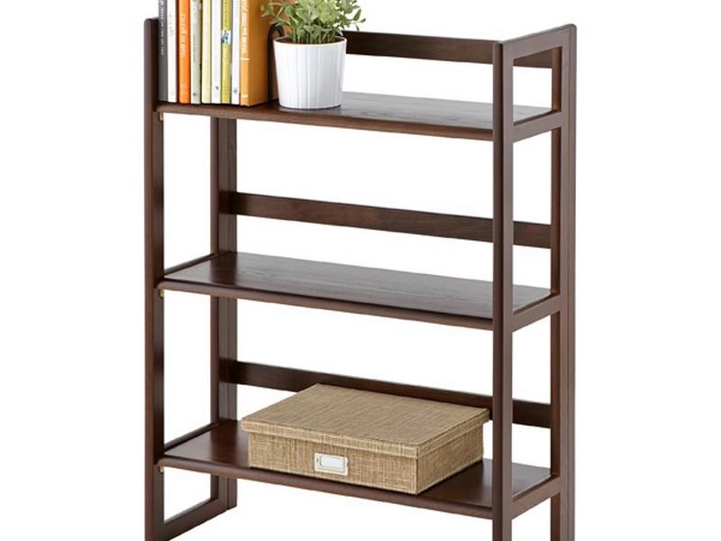 Folding Book Shelf
