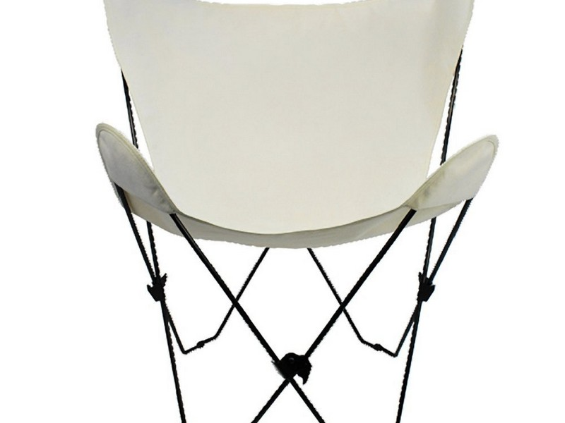Folding Butterfly Chair Frame