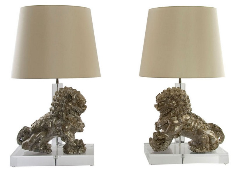 Foo Dog Lamps Williams Sonoma Home