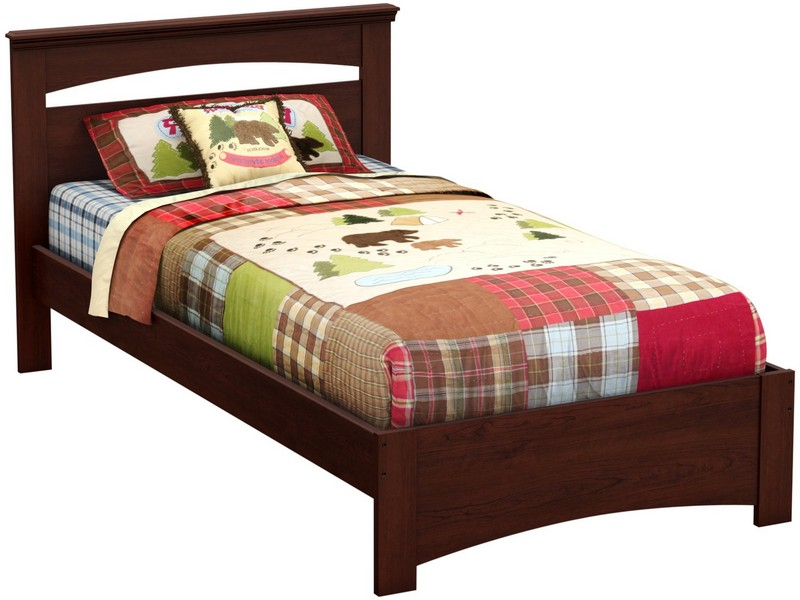 Football Headboard Twin Bed