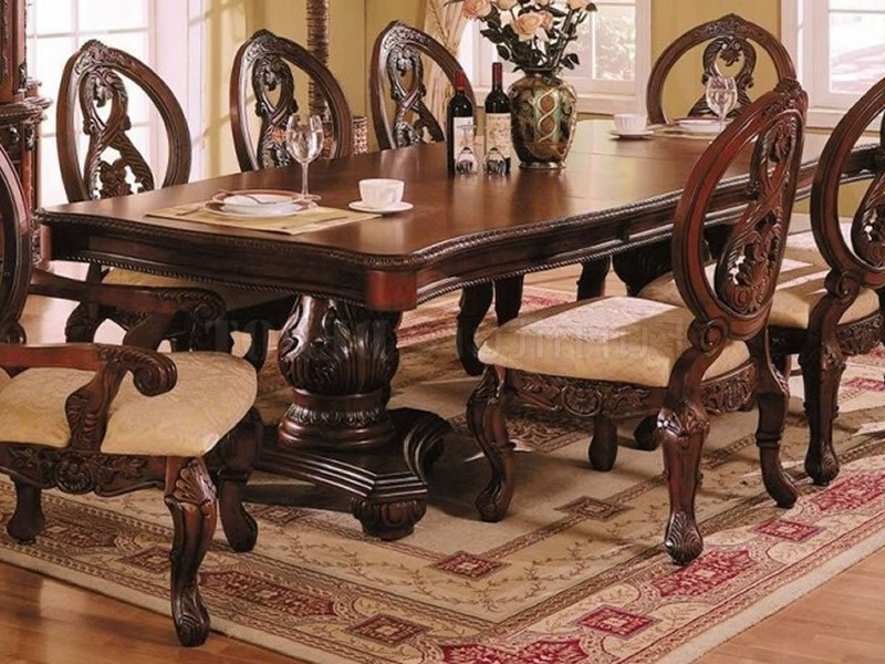 Formal Cherry Dining Room Sets