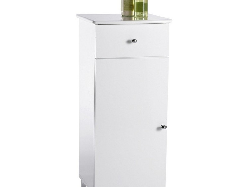 Free Standing Bathroom Cabinets White