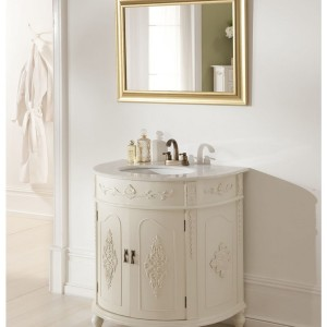 French Bathroom Vanity Units