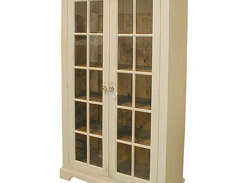 French Country Bookcase