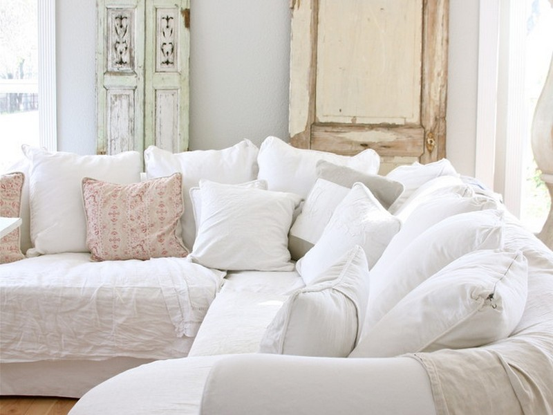 French Country Couches