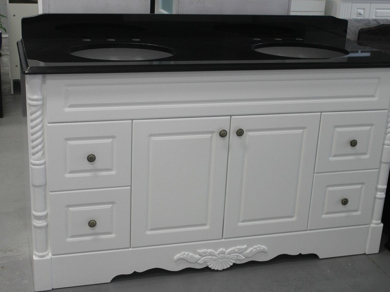 French Provincial Bathroom Vanity
