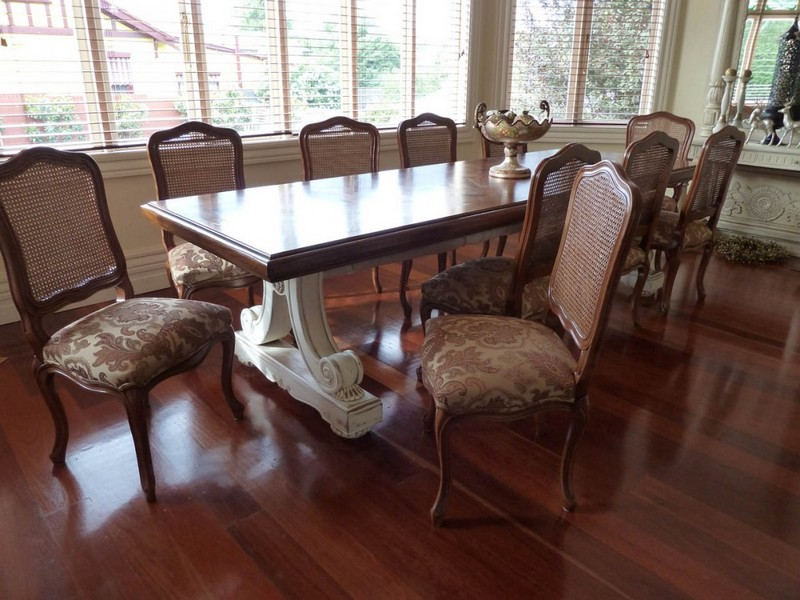 French Provincial Dining Chairs Sydney