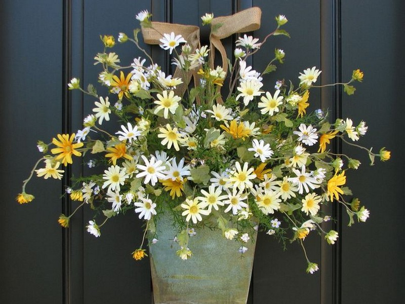 Front Door Wreaths For Summer