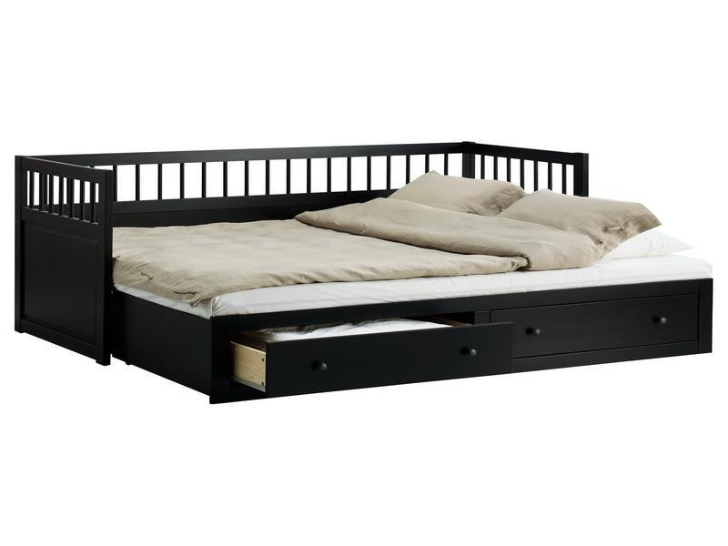 Full Size Trundle Bed With Drawers