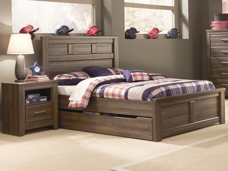 Full Trundle Bed Frame