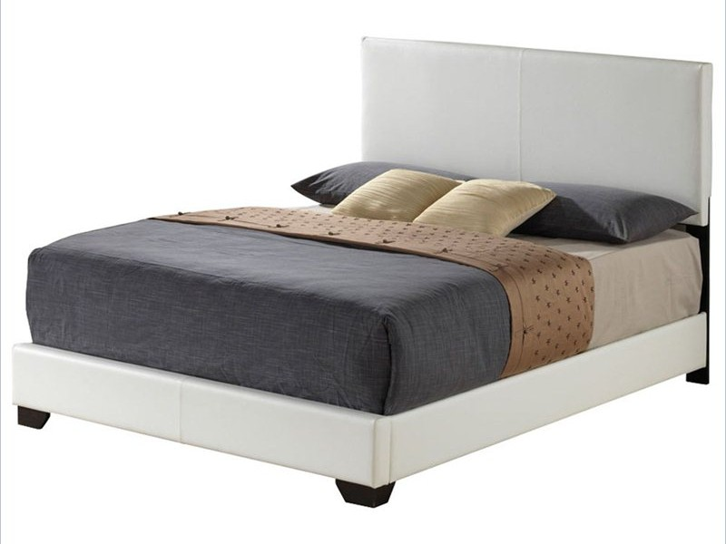 Full Upholstered Bed Frame