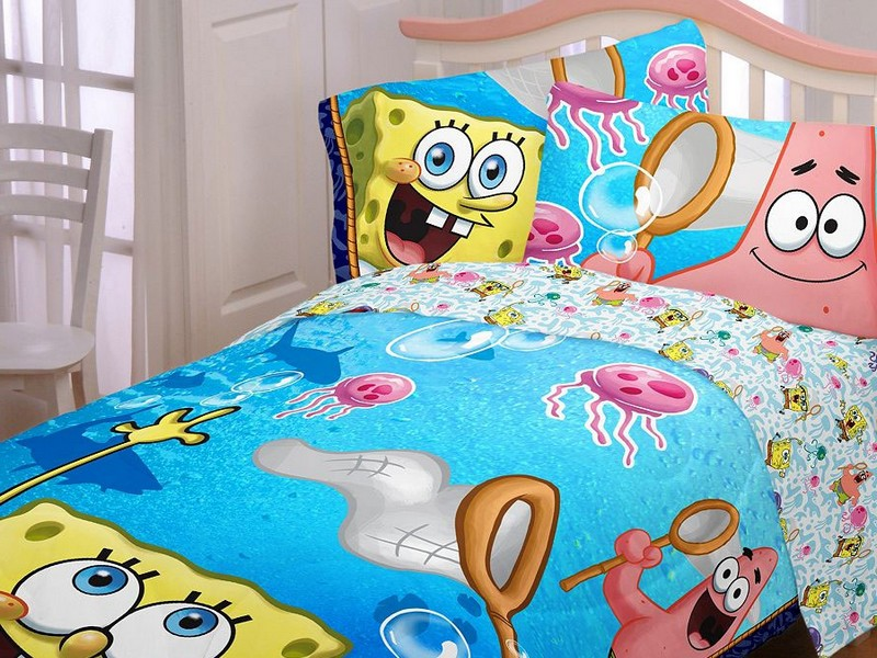 Fun Bed Sheets For Kids