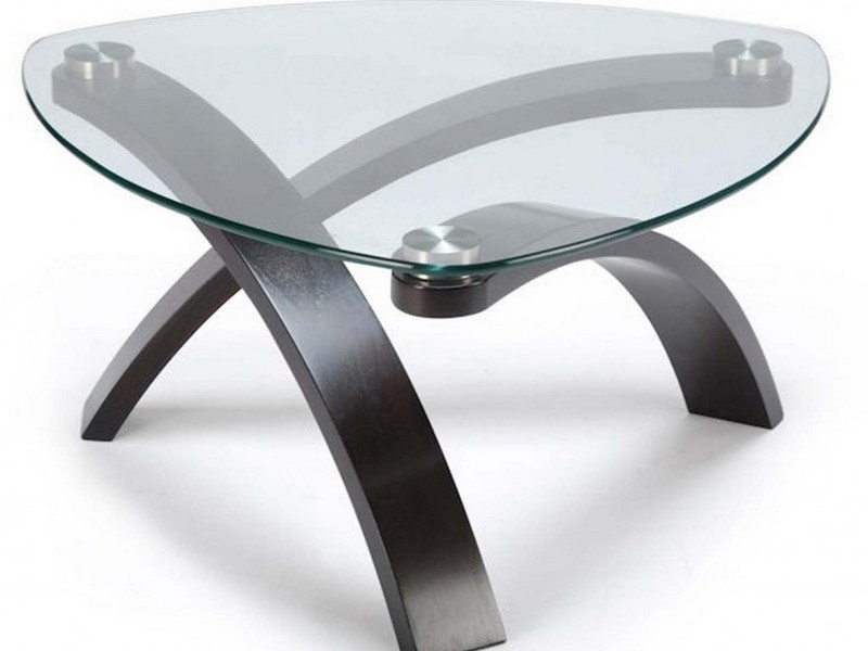 Funky Glass Coffee Tables