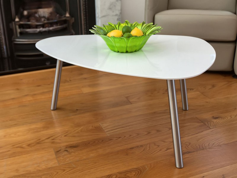 Funky White Coffee Tables