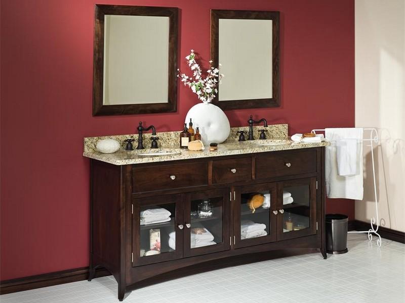 Furniture Used As Bathroom Vanities