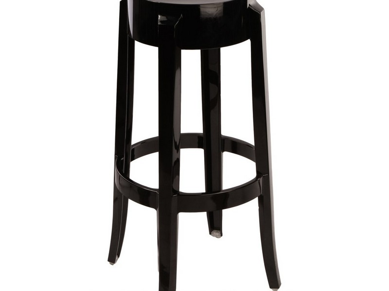 Ghost Bar Stools With Back